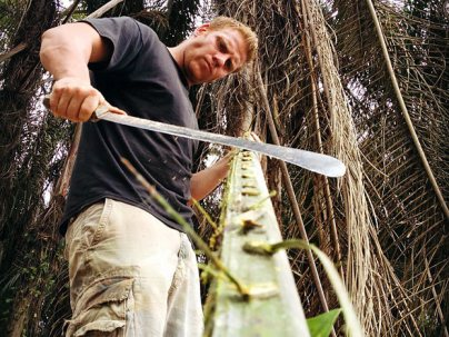 La machette de jungle