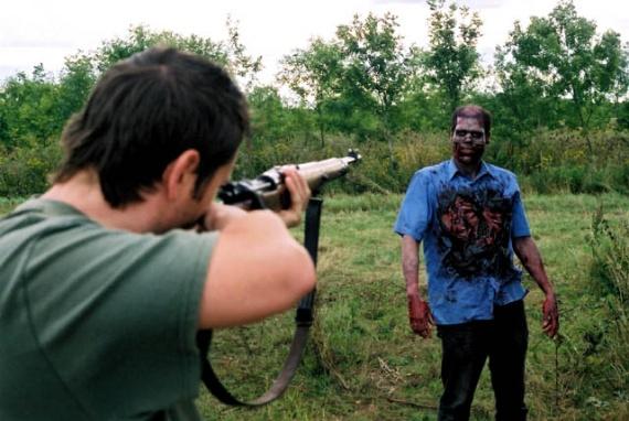 Attaque de zombie