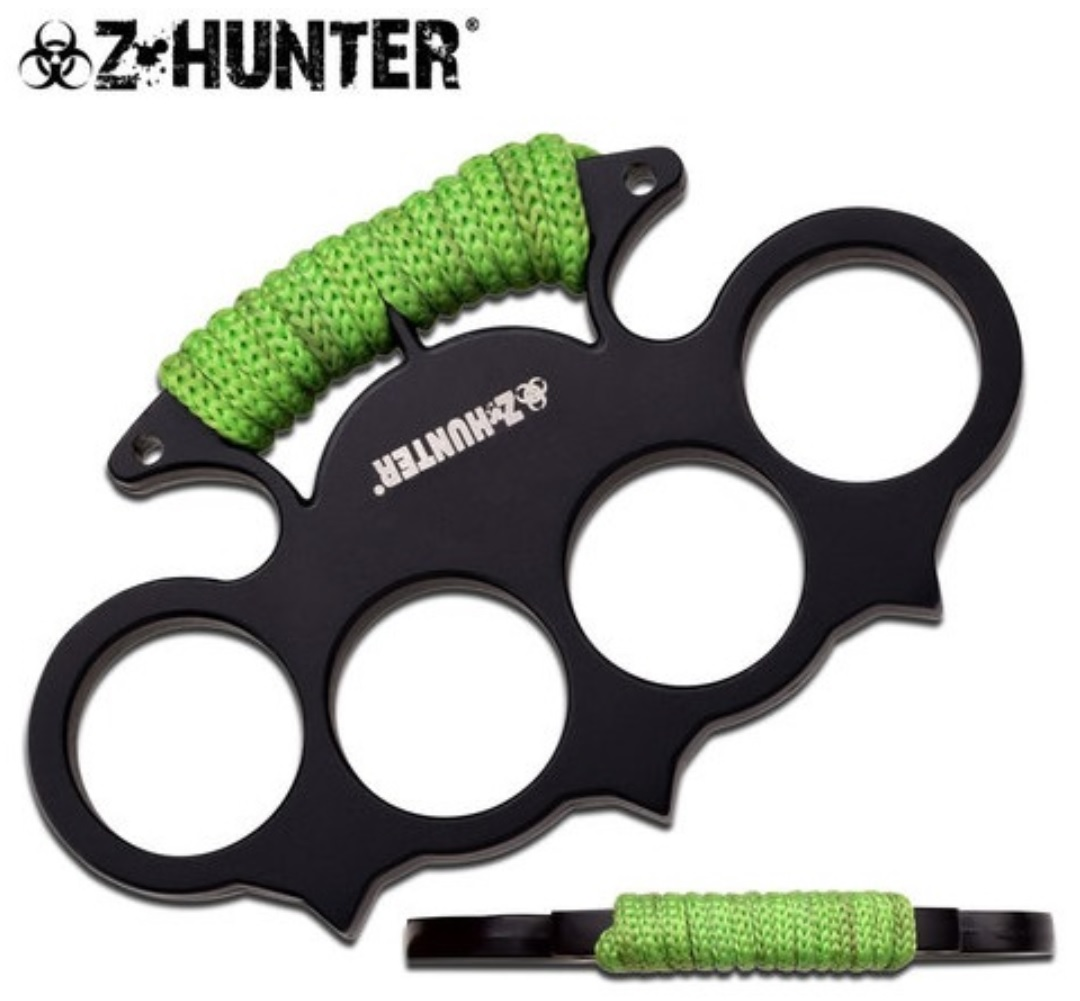Poing américain Z-HUNTER arme - Design Zombie.jpg