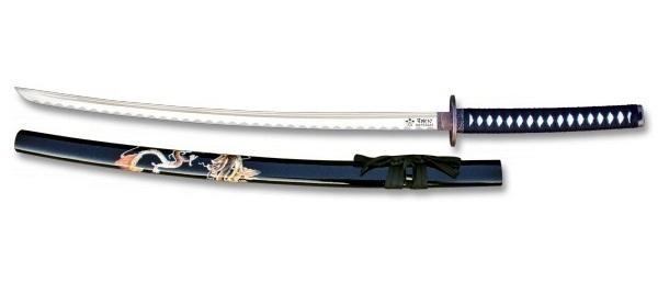 Katana Dragon 102cm tranchant